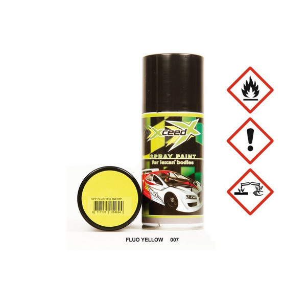 XCEED 103827 - SPP Fluo Yellow 1007 150ml