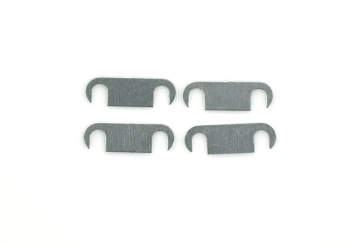 Serpent 401586 - Spacer alu bracket 0.5 (4)
