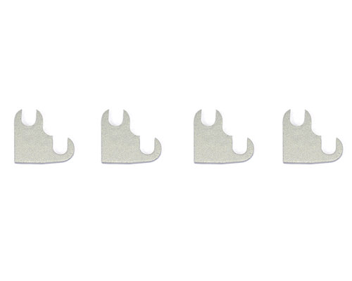 Serpent 401638 - Spacer Vorspur Bracket 1.0 Alu S411 4.0 (4)
