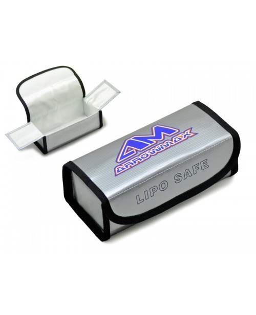 Arrowmax 199502 - Lipo Safe Bag (185 x 75 x 60mm)