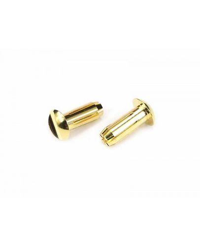Arrowmax 701012 - Low Profile 5mm connector 24K (2)