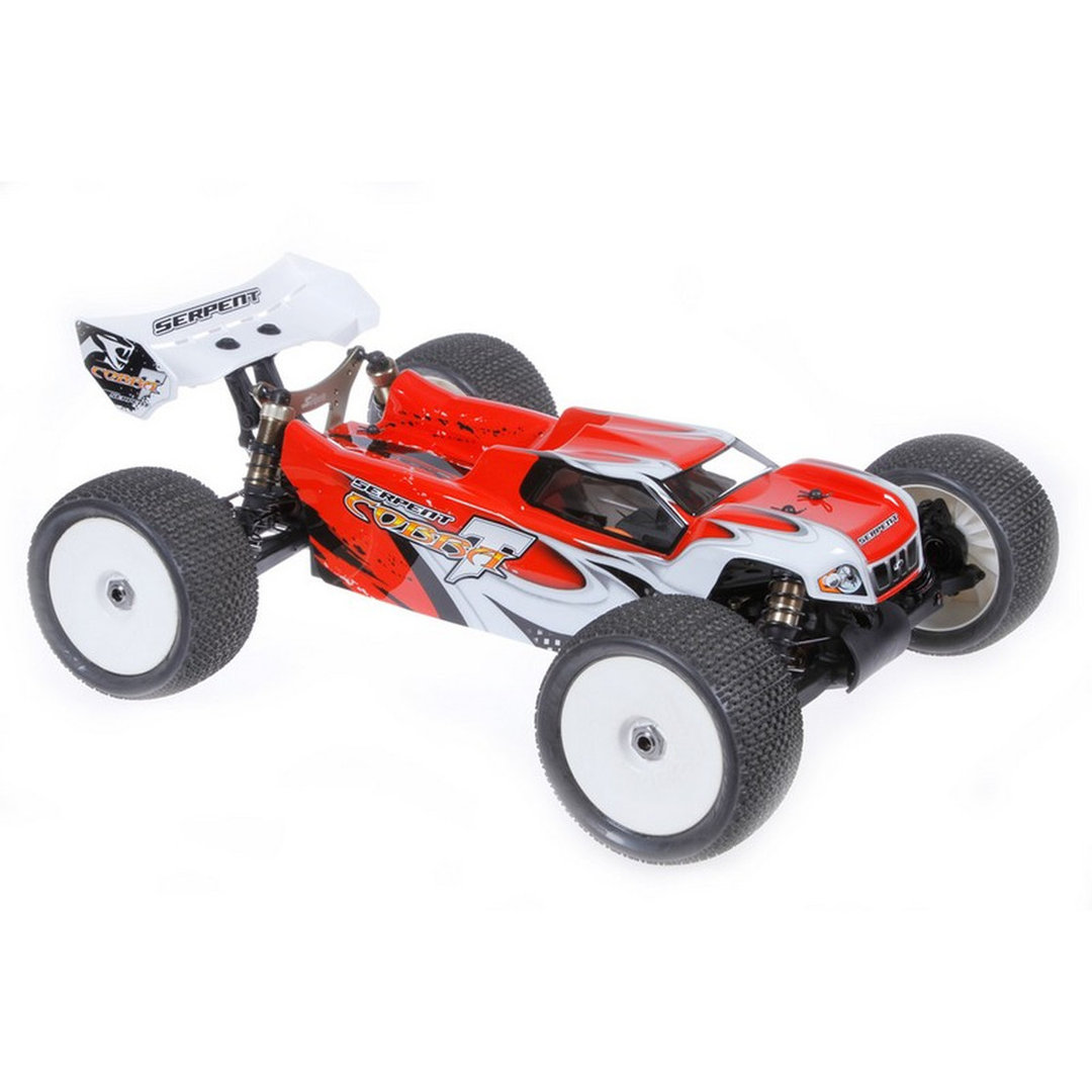 Serpent 600039-R - Serpent Cobra E-Truggy RTR red