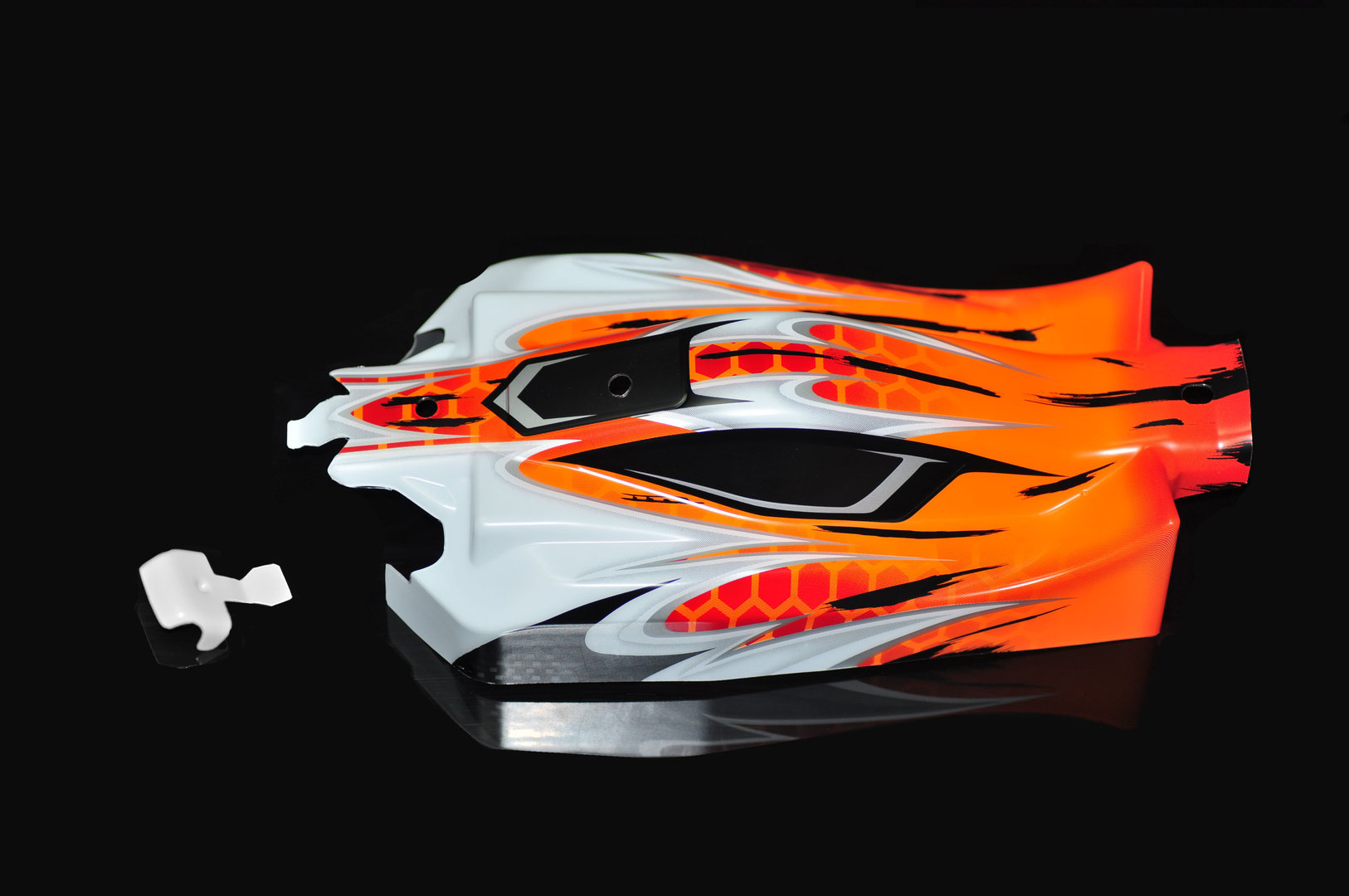 Serpent 170323 - Karosserie 1/8 Cobra E-Offroad orange