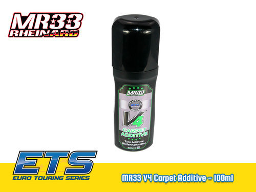 MR33 Reifenhaftmittel V4 - Carpet Additive  - 100ml ETS