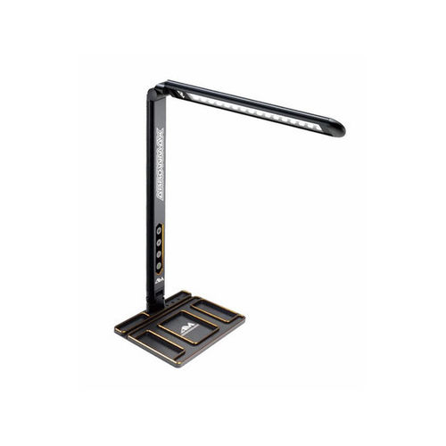 Arrowmax 174004 - AM Alu Tray with LED Pit Lamp For Set-Up System Black Golden