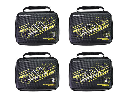 Arrowmax 199610 - AM Accessories Bag (240 x 180 x 85mm) Set - 4 Bag With Bumbers